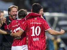 'Harald is belangrijk voor mijn carrière'