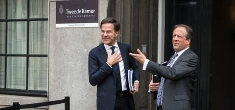 'Houdini' Mark Rutte neemt regie in vastgelopen formatie