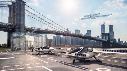 Beroemde ontwerper verruilt Ferrari's voor vliegende taxi's