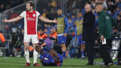 """""""Na 'de verschrikking' en schande voor het voetbal"""": Ajax nu ook al op rand van de exit in Europa League"""