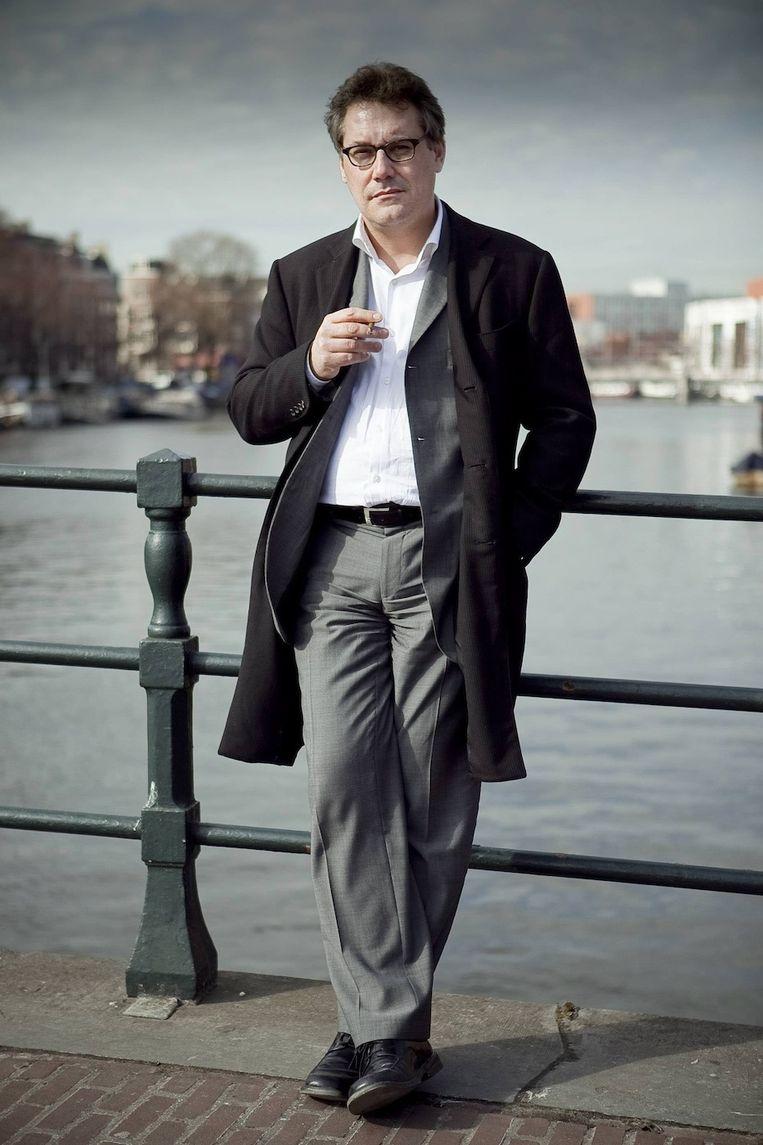 Jean Tillie, hoogleraar politicologie aan de Universiteit van Amsterdam. Beeld Amaury Miller