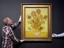 Zonnebloemen van Van Gogh krijgt opknapbeurt