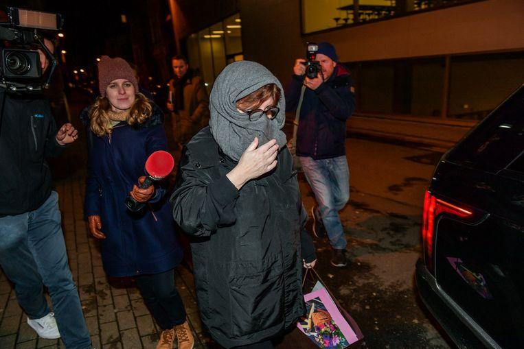 Mireille Gram werd begin deze maand vrijgelaten uit de gevangenis.