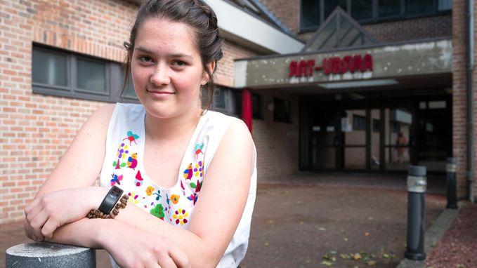Lisa Van Gorp (16) wil Salvadoraanse jongeren mooiere toekomst geven