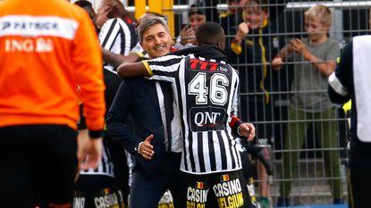 Herbeleef hoe Charleroi 12 op 12 pakte tegen Racing Genk (0-1)
