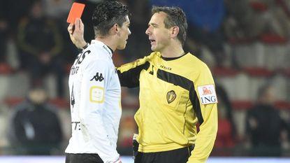Geen strafvermindering voor KV Mechelen-speler De Witte