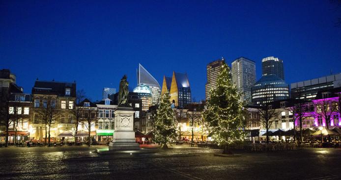 Het Plein in Den Haag.