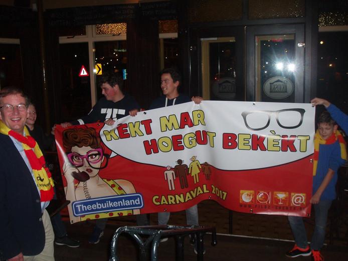 Carnaval in Loon op Zand.