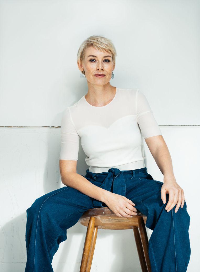 Laura Lindstedt Beeld Jarkko Mikkonen