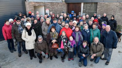 Recordaantal deelnemers voor dauwtrip
