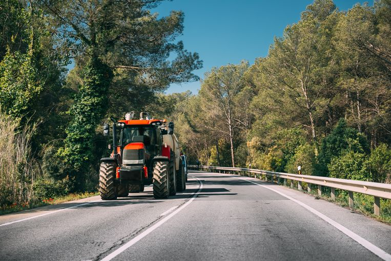Beeld ter illustratie, tractor.