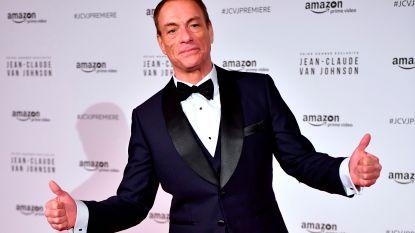 Jean-Claude Van Damme krijgt ster in Oostende