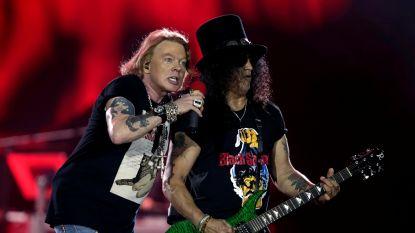 Guns N'Roses kondigt nieuwe tournee aan, maar laat België links liggen