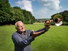 Meester-trompettist Leo Wijnhoven speelt met vrienden CD vol