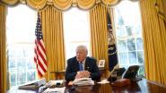 """""""Populariteit Trump bereikt nieuw dieptepunt"""""""