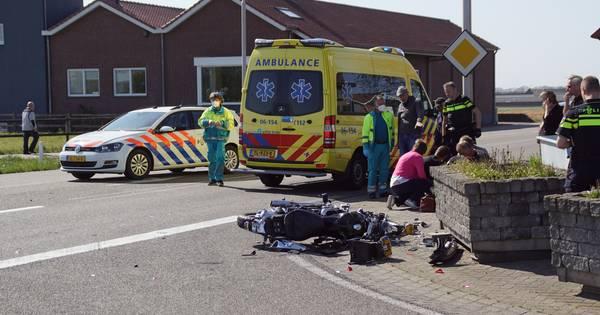 Motorrijder uit Zelhem omgekomen bij ongeluk in Halle.
