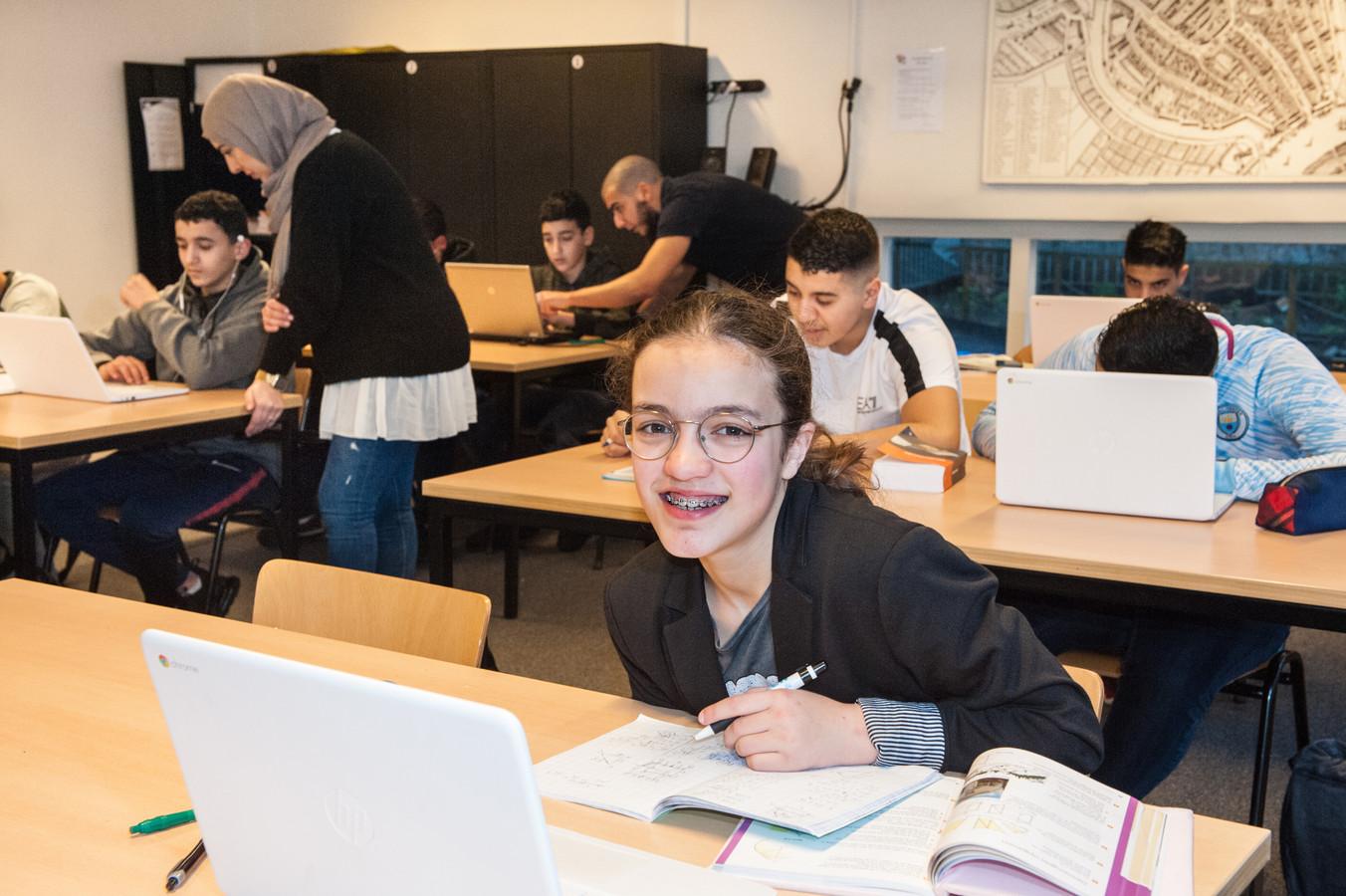 Het Antoniuscollege in Gouda heeft fors meer aanmeldingen gekregen voor de Antoniusmavo XL.