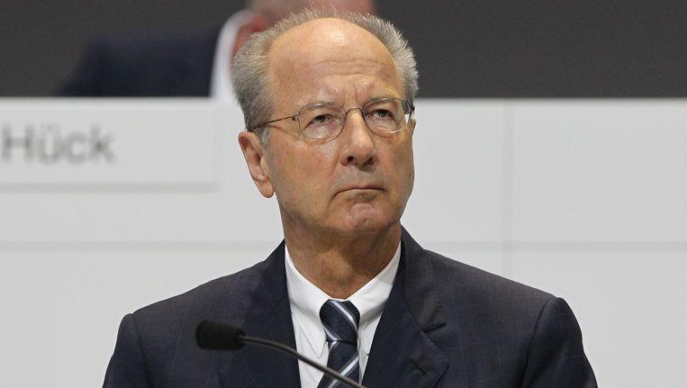 Hans Dieter Pötsch.