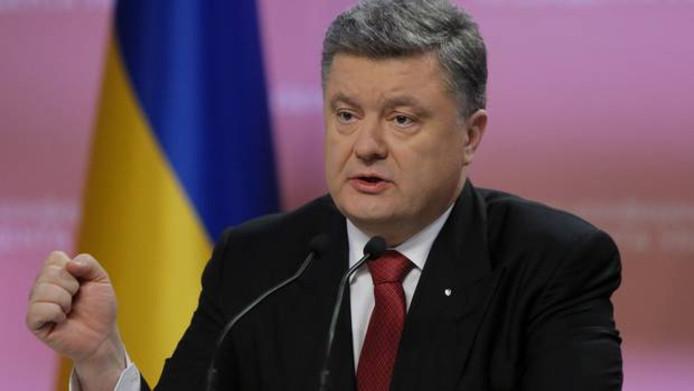 President Petro Prosjenko