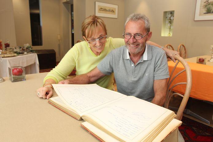 Dilbeek- Jos De Smet en Myriam De Vos denken met plezier terug aan hun hotel-restaurant d'Arconati.