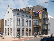 Bouw van dertien woningen in Kleine Sluys Poort in Dordrecht gaat na 22 jaar van start