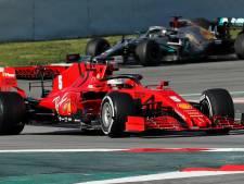 Mercedes-baas Wolff flirt met Vettel: spel op de wagen in Formule 1?