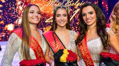 """Antwerps-Spaanse Elena Suarez (18) is Miss België 2019: """"Ondanks de pesters in mezelf blijven geloven"""""""