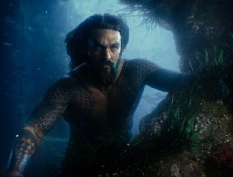 Aquaman Beeld