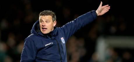 'Ik wil maar één ding nu: PEC Zwolle in eredivisie houden'