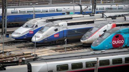 Algemene staking in Frankrijk verstoort ook komende dagen internationaal treinverkeer