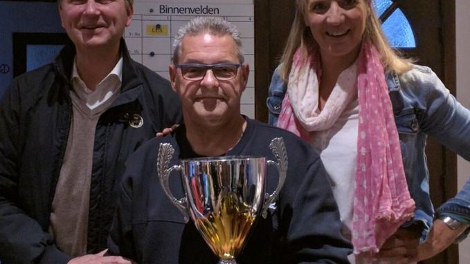 Cepa wint gemeentelijke wisselbeker tennis