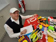 Voetbalshirt gesigneerd door voetballegende Maradona aan de muur? Dat kan werkelijkheid worden