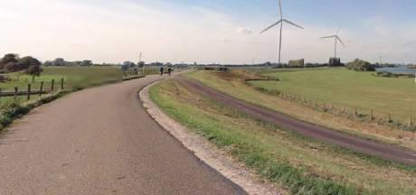 D66: extreme windturbines Angeren mogen lagere molens niet dwarszitten