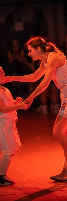 Basketbalsters Batouwe: te veel minnen voor play-offs om de landstitel