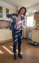 De 46-jarige Esther Meulman uit Eindhoven stopt de komende veertig dagen met het drinken van alcohol.