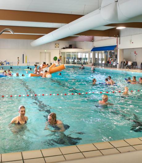 Zwembad Zetten werpt kleine schaduw over nieuwe Helster