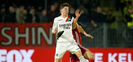 Romeny keert na eerste 'Oranje-doelpunt' vol vertrouwen terug bij NEC