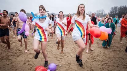 Onze weekendtips: bibberen en dansen in Gent, carnaval vieren in Zwalm of vogels spotten in eigen tuin