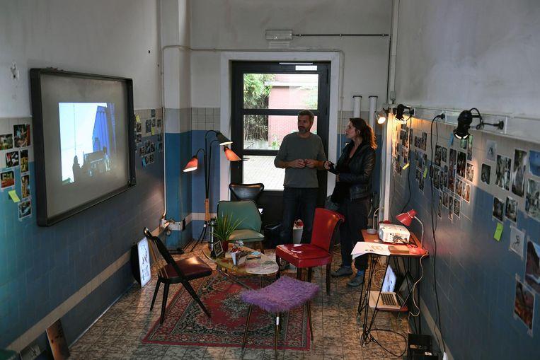 Het evenement bracht innovatieve en creatieve spelers samen, van meubelmakers tot mediaspelers.