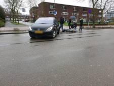 Fietser raakt gewond bij aanrijding in Hengelo