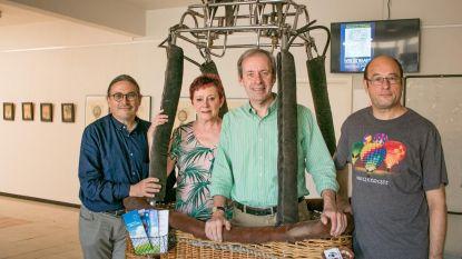 Vrije Ateliers pakt uit met expo rond ballonvaart