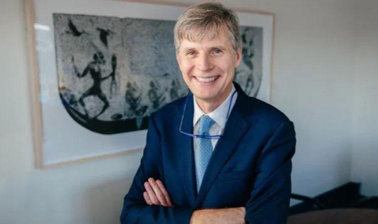 Professor David Paterson, directeur van het University of Queensland Centre for Clinical Research.