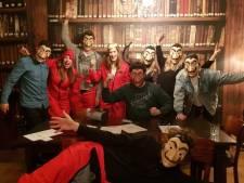 Bij deze escape room stap je in de wereld van Netflix-serie La Casa de Papel