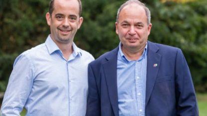 Tom Cox voorzitter, Serge Vander Linden fractieleider bij CD&V