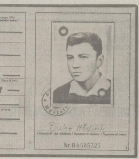 Wie kende de Oost-Duitse spionnen Dieter en Annemarie?