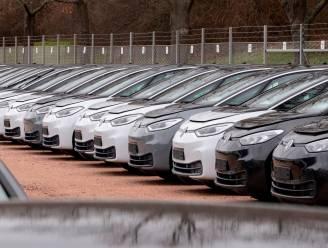 Verkoop elektrische auto's Volkswagen sterk omhoog