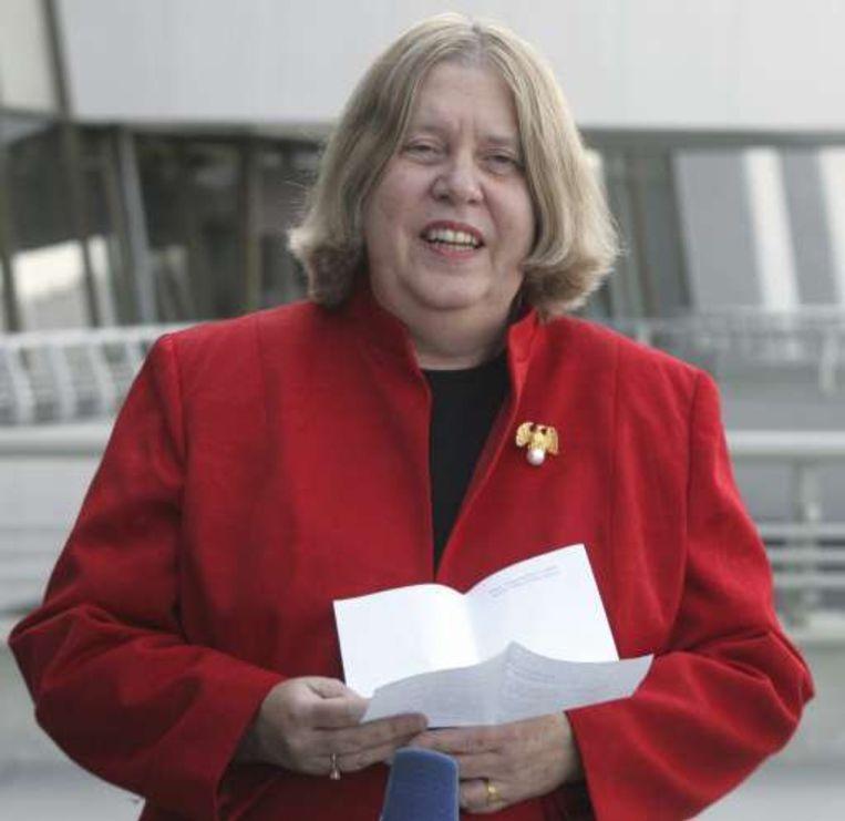 De Amerikaanse ambassadeur Karen Stewart is niet langer gewenst.
