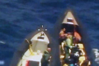 Belg met bijna 1000 kilo hasj betrapt in supersnelle speedboot