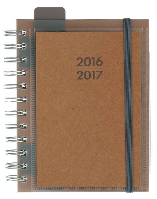 Een HEMA-agenda van het huismerk
