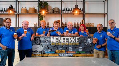 Fred De Bruynevrienden schenken 'Meneerke' tijdens memorial Fred De Bruyne